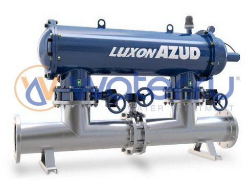 Сетчатые фильтры Azud Luxon